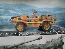 King & Country WW2  Schwimmwagen K2KfzY20  WS109