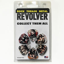 Metallica Pantera Marilyn Manson Avenged Sevenfold Slayer Guitar Pick Mag Pack