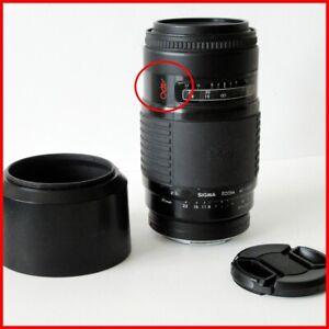 Sigma 70-210mm f/3.5-4.5 APO Full-Frame Auto Focus for Sony Alpha