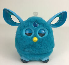 Furby Connect Interactive Toy Pet Hasbro Light Blue 2016 with Batteries Tested