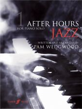 After Hours Jazz For Piano Solo Volume 1 Learn to Play Piano MUSIC BOOK