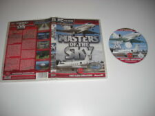 Masters of the Sky PC CD ROM Add-on Flight Simulator SIM 2004 & X FS2004 FSX