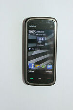 Nokia 5230 - Schwarz (Ohne Simlock) Smartphone Teildefekt