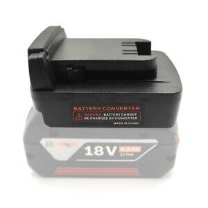 Battery Adapter Fits For Bosch 18V Converter To Milwaukee M18 18V Li-ion Battery
