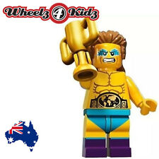 GENUINE LEGO Minifigures 71011 Series 15 WRESTLING CHAMPION WRESTLER #14 MINIFIG