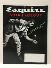 Esquire Magazine April 2018 Shia LaBeouf Questlove Marcel Duchamp