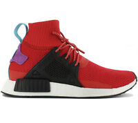 Adidas Originals Nmd XR1 R1 Men's Shoes Trainers Red BZ0632 New