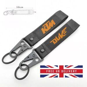 KTM Keyring Keychain Strap Duke Superduke 990 790 390 250 200 125
