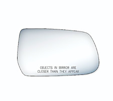 Fits 10-16  Equinox GM Terrain Right Pass Mirror Glass Lens  w/ Adhesive