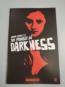 Behemoth Comics You Promised Me Darkness #1 (2021) Cover B Low Print Run