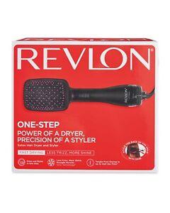 REVLON SALON ONE STEP VOLUMISER Dryer Hair Brush - Free P&P