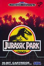 ## SEGA Mega Drive - Jurassic Park 1 / MD Spiel ##