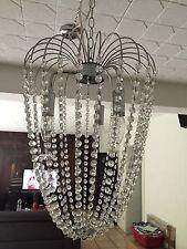 Kristallleuchter / Deckenlampe / Kronleuchter / Disignerleuchte / Glaskristall