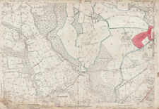 Norwood Green (N), Low Moor - Old Yorkshire map 231-3-1893