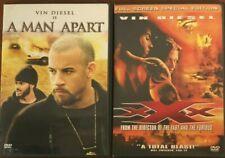 A Man Apart/xXx (Dvd, 2003, 2-Disc)*Vin Diesel