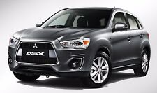 MITSUBISHI ASX 2012-2014 FACTORY WORKSHOP SERVICE REPAIR MANUAL ON CD - THE BEST