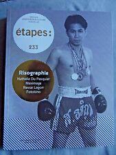 Magazine ÉTAPES (graphisme et design)