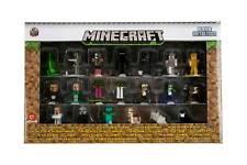 Jada Toys Minecraft Nano Metalfigs Diecast Mini Figures 20-Pack Wave 1 (4cm)