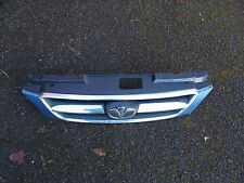 DAEWOO LACETTI MODELS 2004 - 2005 CHROME PLATED AND BLACK FRONT GRILLE