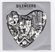 SP 45 TOURS THE SILENCERS BULLETPROOF HEART RCA PB 44315 en 1991