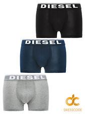 DIESEL 3-Pack Boxershorts Herren Unterhose Boxer - Gr. S M L XL XXL - UVP 39,99€