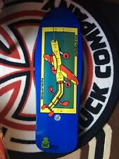 Julian Stranger Santa Monica Airlines Skateboard Deck Santa Cruz.