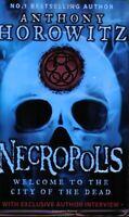 The Power of Five: Necropolis,Anthony Horowitz- 9781406321081