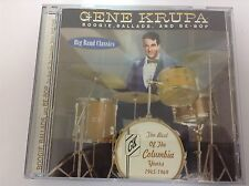 Best of the Columbia Years 1945 - 1949 2002 CD Gene Krupa & His Orchestra CD