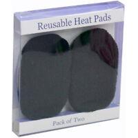 Set of 2 Reusable Instant Heat Hand Warmer Hot Water Bottle Pocket Outdoor