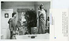 TONY DANZA JUDITH LIGHT IN BATHROBE WHO'S THE BOSS ORIGINAL 1984 ABC TV PHOTO