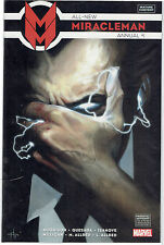 ALL NEW MIRACLEMAN ANNUAL #1 STANDARD COVER