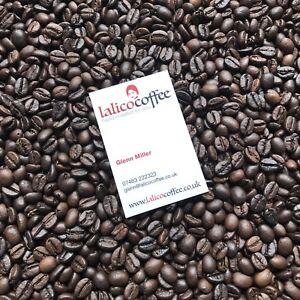 UGANDA KAWERI COLOBAS Hand Roasted Gourmet Robusta Coffee Beans/Grounds To Order