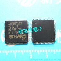 1X STMICROELECTRONICS STM32F103VET6TR MCU, 32BIT, 72MHZ, LQFP-100