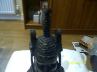early 19th century benin carving of king oba museum quality 13 inches high