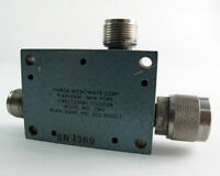 NARDA 2569 Directional Coupler, 3 dB, 8.6-10.0 GHz, N(m/f/f)