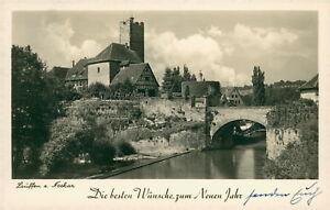 Ansichtskarte Lauffen a. Neckar  (Nr.9166)