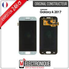 Ecran LCD Bleu Original Samsung Galaxy A3 2017