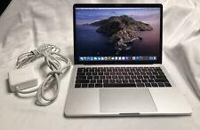 """Apple MacBook Pro A1708 14,1 13"""" Retina Core i5-7360U 2.30GHz 8GB 128GB G'teed."""