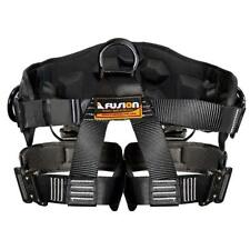 Fusion Climb Tac Rescue Tactical Half Body Padded Heavy Duty Harness 23kN S-M
