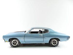 Ertl 1:18 1532G 1970 Chevrolet Chevelle #1463