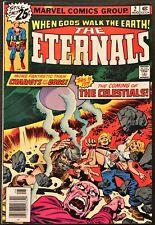 The Eternals #2 (1976) - 1st App Celestials - HIGHER Grade