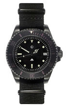 MWC 300m PVD Steel Military Quartz Submariners/Divers Watch | Sterile + Pheon