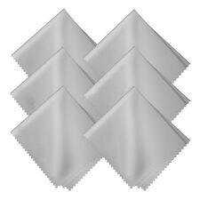 10Stk/pack Mikrofaser Reinigung Tücher Für Objektiv DSLR Gläser TV Bildschirm