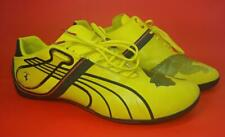 PUMA Ferrari Future Cat Remix 2 Driving Shoe Sneaker Yellow/Black/Red Men's 10.5