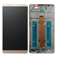 For Huawei Mate 7 LCD Display Assembly Touch Screen Digitizer Glass +Tools