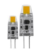 2 Stk. EGLO 11552 LED Leuchtmittel G4 2700K warmweiß dimmbar 1.8W wie 20W