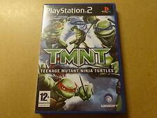 PS2 GAME / TMNT - TEENAGE MUTANT NINJA TURTLES (PLAYSTATION 2)