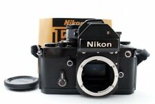 Nikon F2 S DP-2 Photomic Black Film Camera SLR Body From JAPAN [Exc++++]