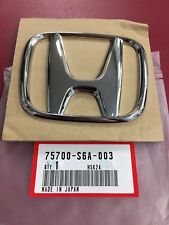 GENUINE HONDA CIVIC FRONT GRILLE BADGE 2001-2003