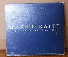 BONNIE RAITT - I CAN'T HELP YOU NOW 3,13 cd singolo cardsleave usato 2002